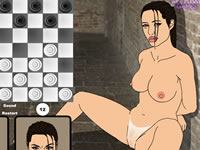 Sriptease Checkers